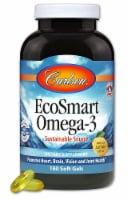 Carlson  EcoSmart® Omega-3   Lemon
