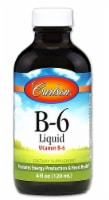 Carlson B-6 Liquid Supplement