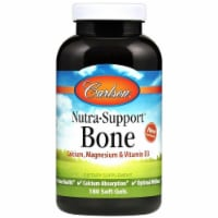 Carlson  Nutra•Support® Bone Dietary Supplement - 180 Softgels