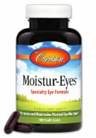 Carlson Moistur-Eyes Specialty Eye Formula Soft Gels 90 Count