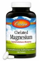 Carlson  Chelated Magnesium