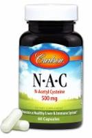 Carlson  NAC N-Acetyl Cysteine