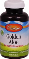 Carlson Golden Aloe Softgels 100 mg
