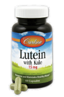Carlson Lutein + Kale
