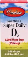 Carlson  Super Daily® D3 Liquid Vitamin