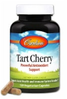 Carlson Tart Cherry Antioxidant Support Capsules 500mg
