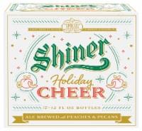 Shiner Seasonal Beer 12 Bottles