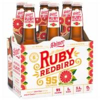 Shiner Ruby Redbird Beer
