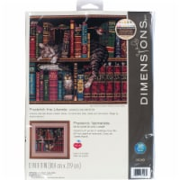 Dimensions® Frederick the Literate Counted Cross Stitch Kit - 1 ct