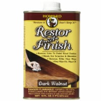 Howard Products Restor-A-Finish® Wood Finish Restorer - Dark Walnut - 16 fl oz
