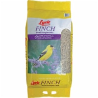 Lyric Finch Wild Bird Food Canary Grass Seed 20 lb. - Case Of: 1; - Count of: 1