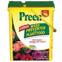 Lebanon Seaboard GRV2163907 Preen Garden Weed Preventer Plus Plant Food  16-pound