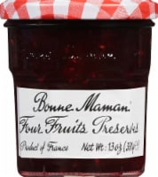 Bonne Maman Four Fruit Preserves
