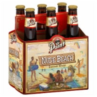 Point Nude Beach Summer Wheat Craft Beer - 6 bottles / 12 fl oz