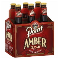 Steven's Point Brewery Amber Classic Beer