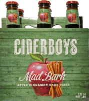 Cider Boys Mad Bark Apple Cinnamon Hard Cider