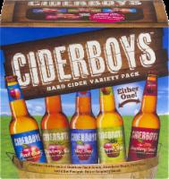 Cider Boys Hard Cider Variety Pack - 12 bottles / 12 fl oz
