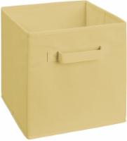 ClosetMaid Cubeicals Fabric Storage Bin - Natural