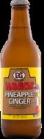 D & G Pineapple Ginger Soda