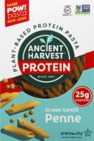 Ancient Harvest Plant-Based Green Lentil Penne Pasta