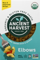Ancient Harvest Organic Corn & Quinoa Elbow Pasta