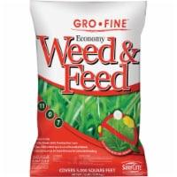 Gro-Fine 13lb Econ Weed & Feed GF23279 - 13 Lb.