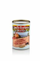 Santa Barbara Olive Company California Large Pitted Ripe Olives
