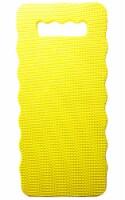 Rugg Heirloom 15.75 in. L x 7 in. W Foam Kneeling Pad Yellow