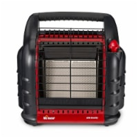 Mr. Heater Big Buddy Radiant Propane Portable Heater - Black/Red - 1 ct