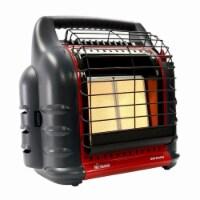 Mr. Heater Big Buddy 18000 BTU/hr. 450 sq. ft. Radiant Liquid Propane Heater - Case Of: 1; - Count of: 1