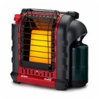 Mr. Heater Buddy Portable Propane Heater - Red/Black