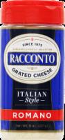 Racconto Cheese Shaker Romano - 8 Oz