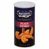 Racconto Plain Panko Breadcrumbs - 8 Oz