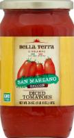 Bella Terra San Manzano  Diced Plum Tomatoes