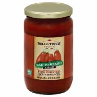 Bella Terra Organic Fire Roasted Diced Tomatoes