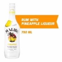 Malibu Caribbean Rum with Pineapple Liqueur