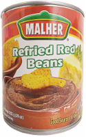 Malher Refried Red Beans