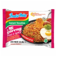 Indomie Mi Goreng Hot & Spicy Stir Fry Noodles