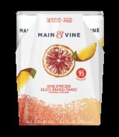Main & Vine Blood Orange Mango Wine Spritzers