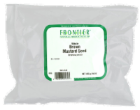 Frontier Whole Brown Mustard Seed
