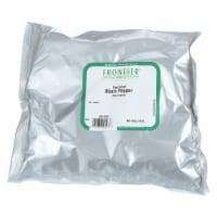 Frontier Herb Pepper Black Fine Grind 40 Mesh - Single Bulk Item - 1LB - Case of 1 - 1 LB each
