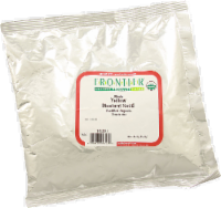 Frontier Organic Whole Yellow Mustard Seed