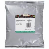 Frontier Organic Ground Coriander Seeds - 16 oz