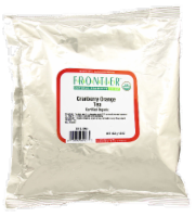 Frontier Organic Cranberry Bulk Tea