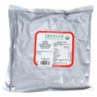 Frontier Herb Chili Pepper Organic Cayenne Ground 75000 HU - Single Bulk Item - 1LB - Case of 1 - 1 LB each