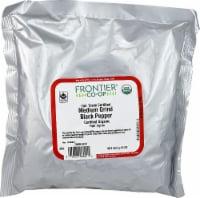 Frontier Medium Ground Black Pepper - 16 oz