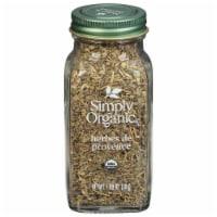 Simply Organic Herbes De Provence - 0.99 oz