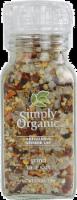 Simply Organic Grind to a Salt