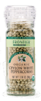 Frontier Ceylon White Peppercorns