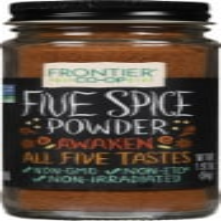 Frontier Five Spice Powder Salt-Free Blend - 1.92 oz